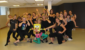 Hen Party Dance Class to Beyonce in Stratford Upon Avon