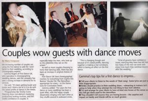 wedding professional article